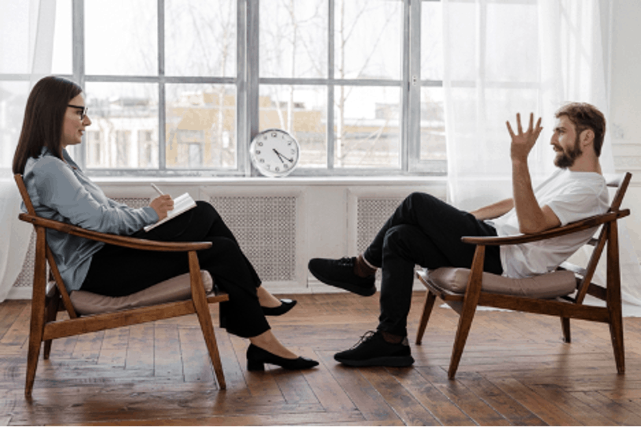 cognitive behavioral therapy at Chicago Rehab Center